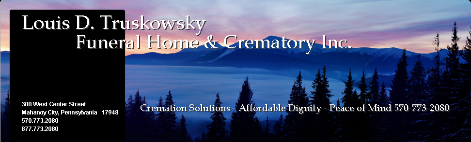 Louis D. Truskowsky Funeral Home & Crematory Inc.